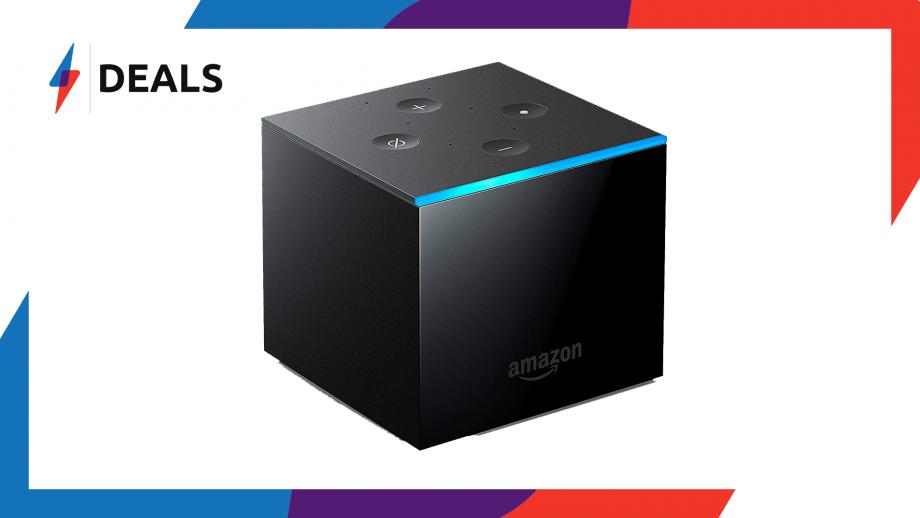 Fire TV Cube Deal