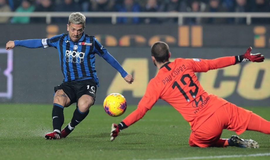Valencia vs Atalanta