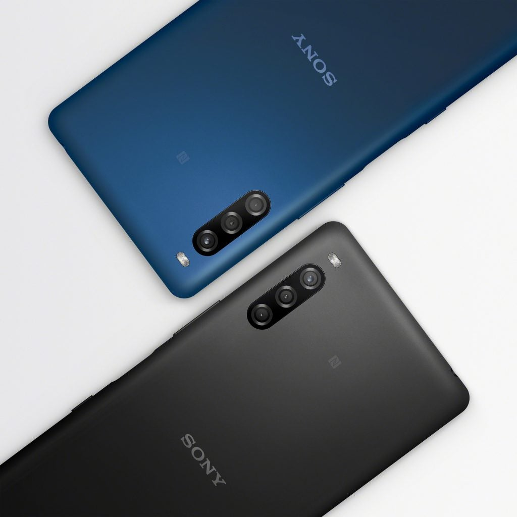 Sony's Xperia L4 phone has succumbed to the notch-selfie trend   Trusted Reviews