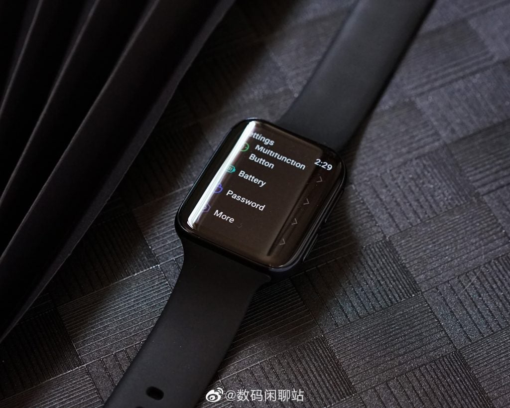 Oppo's Apple Watch rival might be the best-looking Wear watch yet | Trusted Reviews