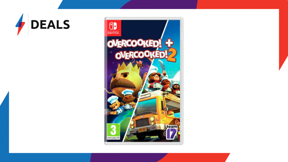 Overcooked Nintendo Switch Game deal