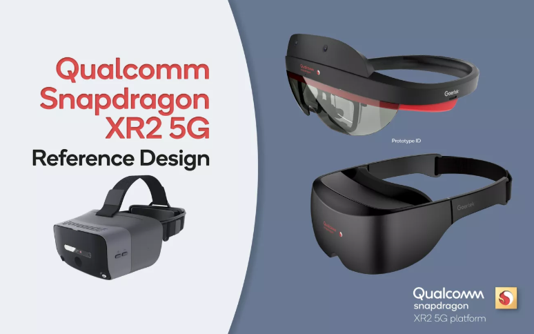 Take a look at these new AR and VR headset designs from Qualcomm