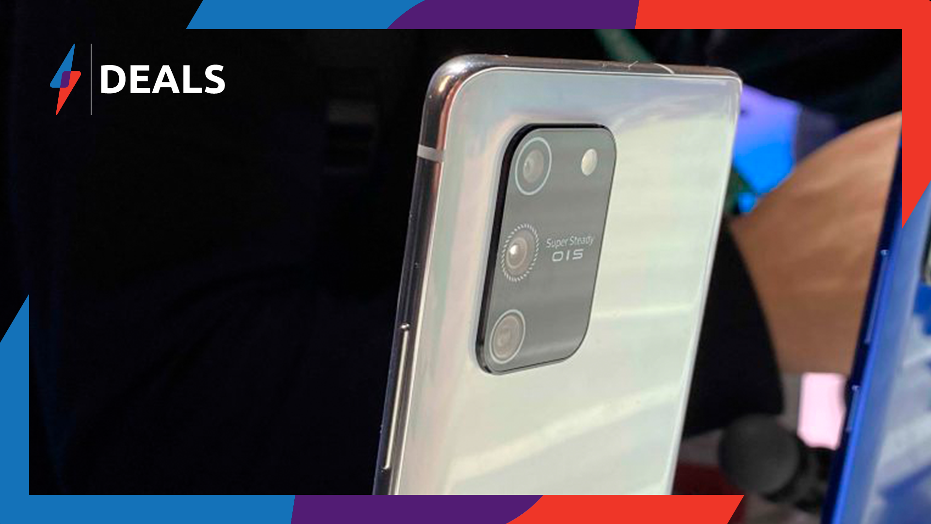 Get This Affordable Contract 12gb Samsung Galaxy S10 Lite Contract Deal