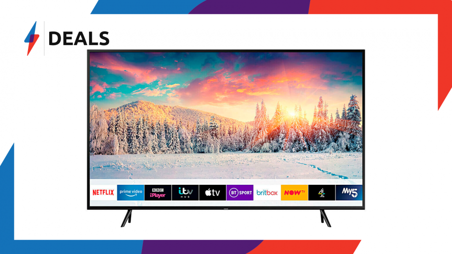 Samsung QLED TV Deal