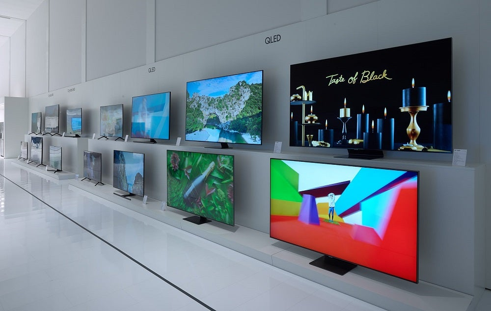Samsung's 2020 4K QLED TV range aims to be its strongest line-up yet | Trusted Reviews