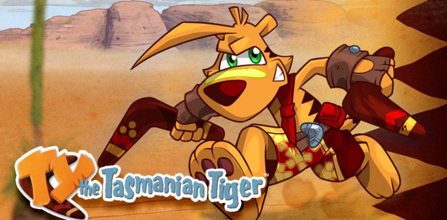 Ty the Tasmanian Tiger