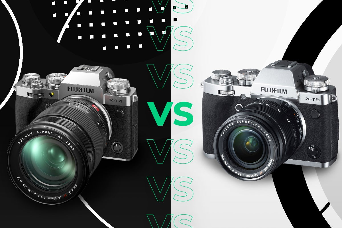 Fujifilm X-T4 vs Fujifilm X-T3: 6 things you need to know | Trusted Reviews