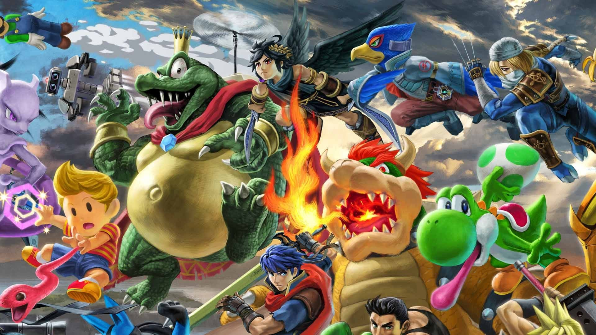 There Is No Sequel Planned After Super Smash Bros Ultimate