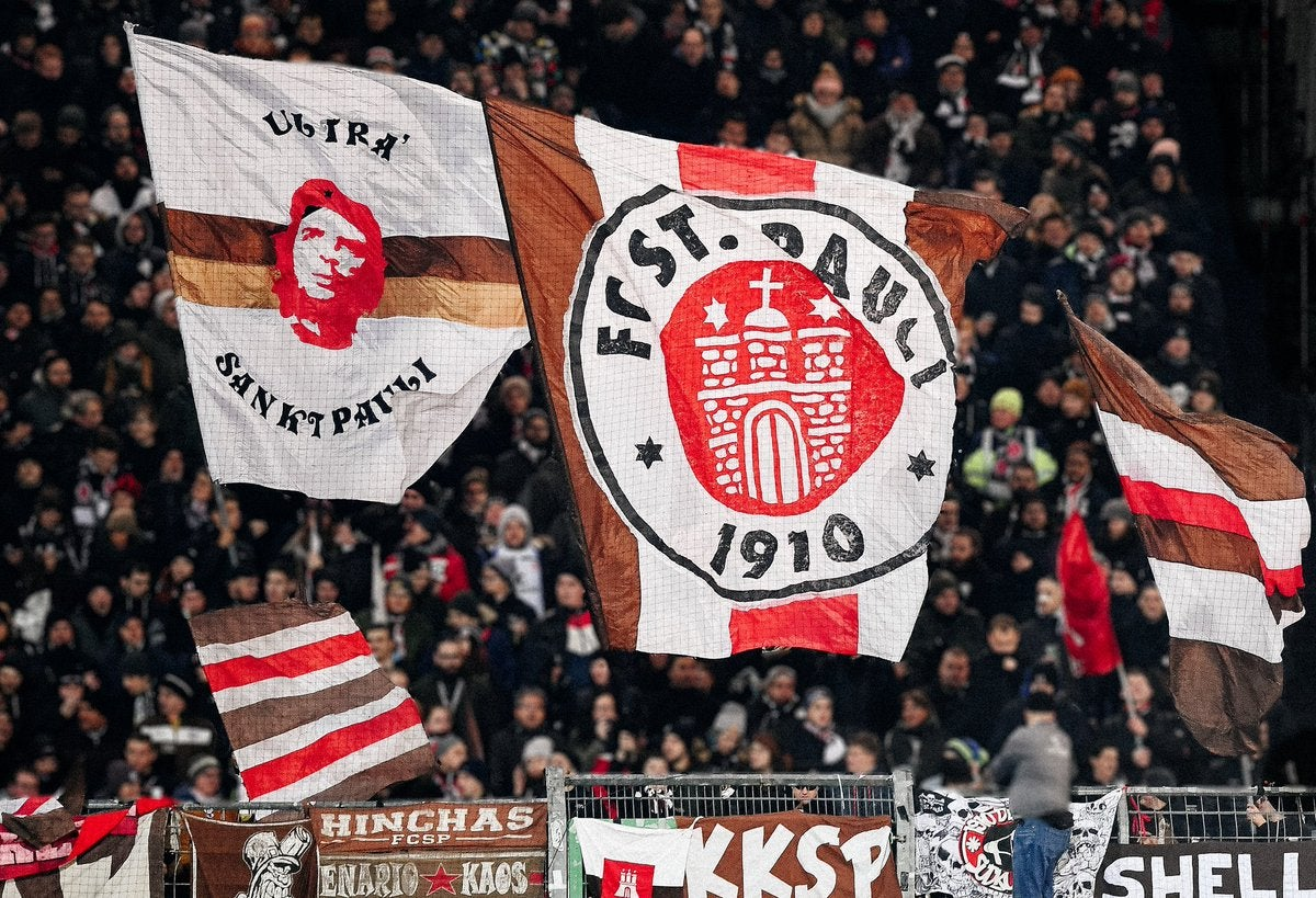 Hamburg Vs St Pauli