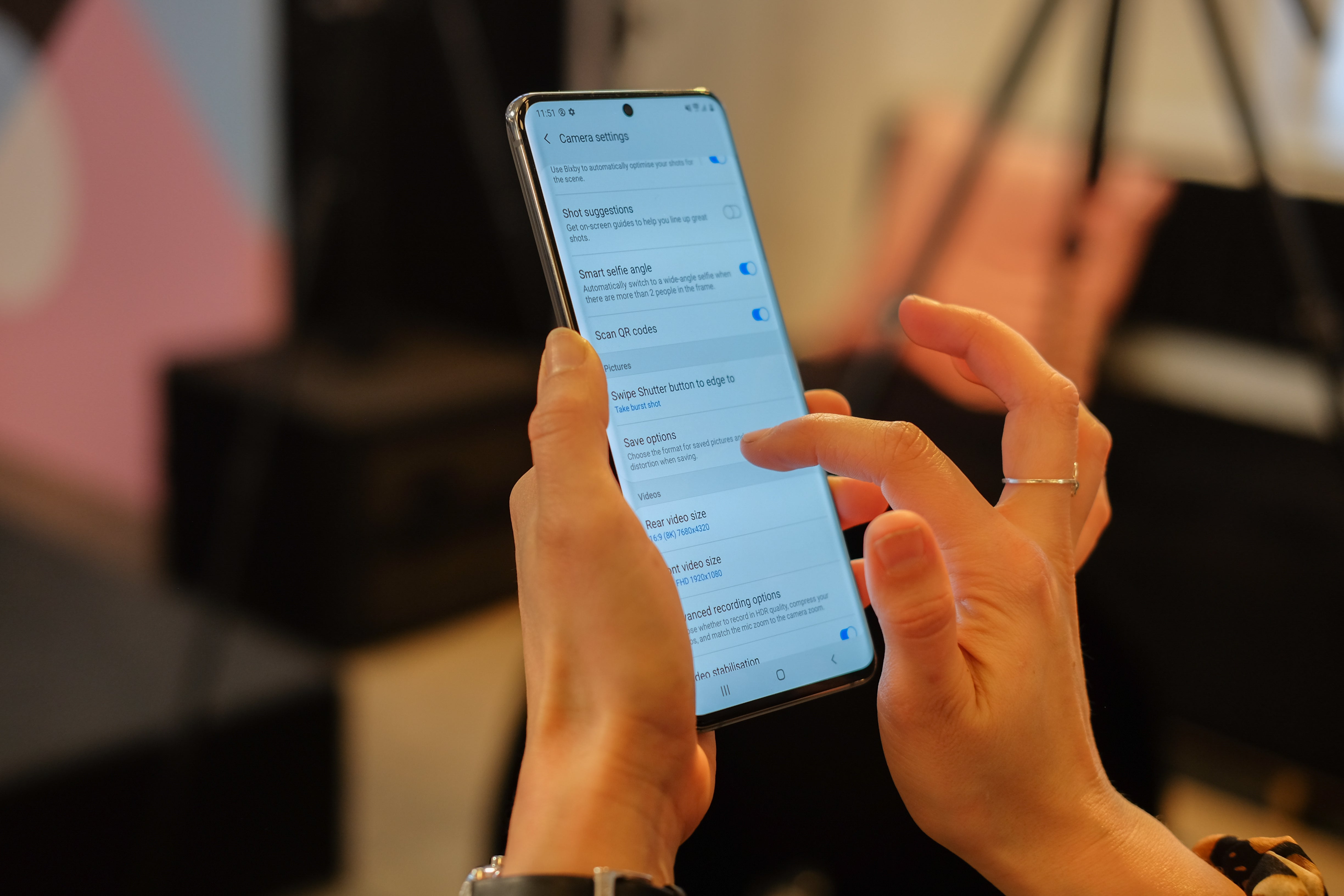 Old Samsung phones may get a key Galaxy S20 feature | Trusted Reviews