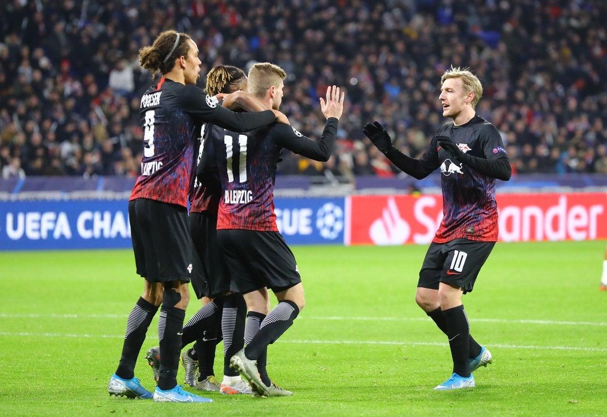 Tottenham Leipzig Tv