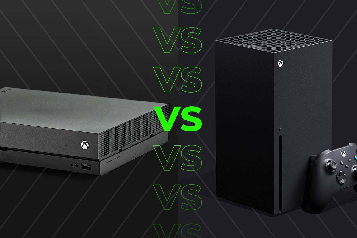 Xbox Series X Vs Xbox One X Should You Upgrade To Next Gen