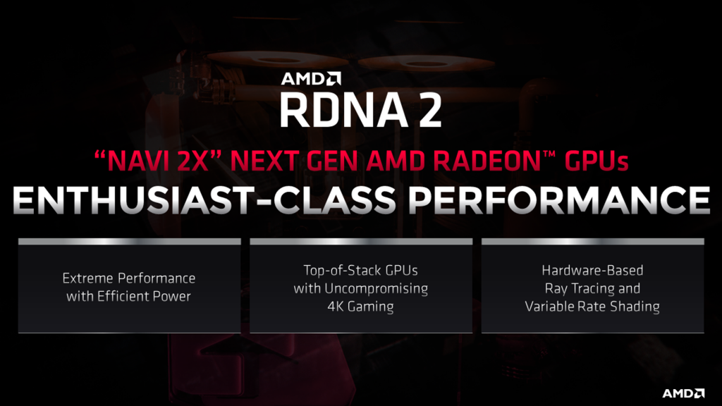 Nvidia Ampere против AMD Big Navi