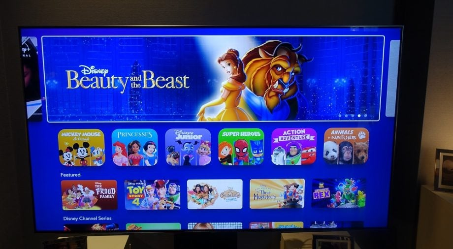 How To Get Disney Plus On A Now Tv Box