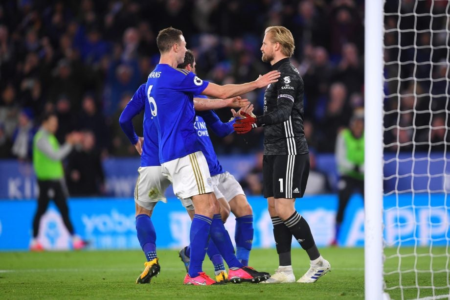 Leicester vs Birmingham how to watch guide - image via Getty