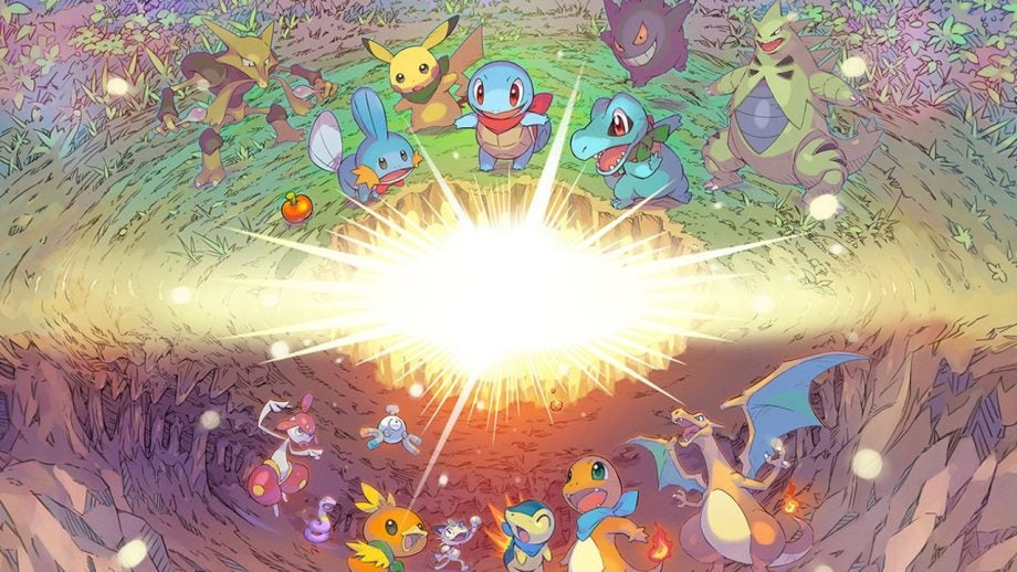 Pokemon Mystery Dungeon Rescue Team Dx Review Trusted Reviews