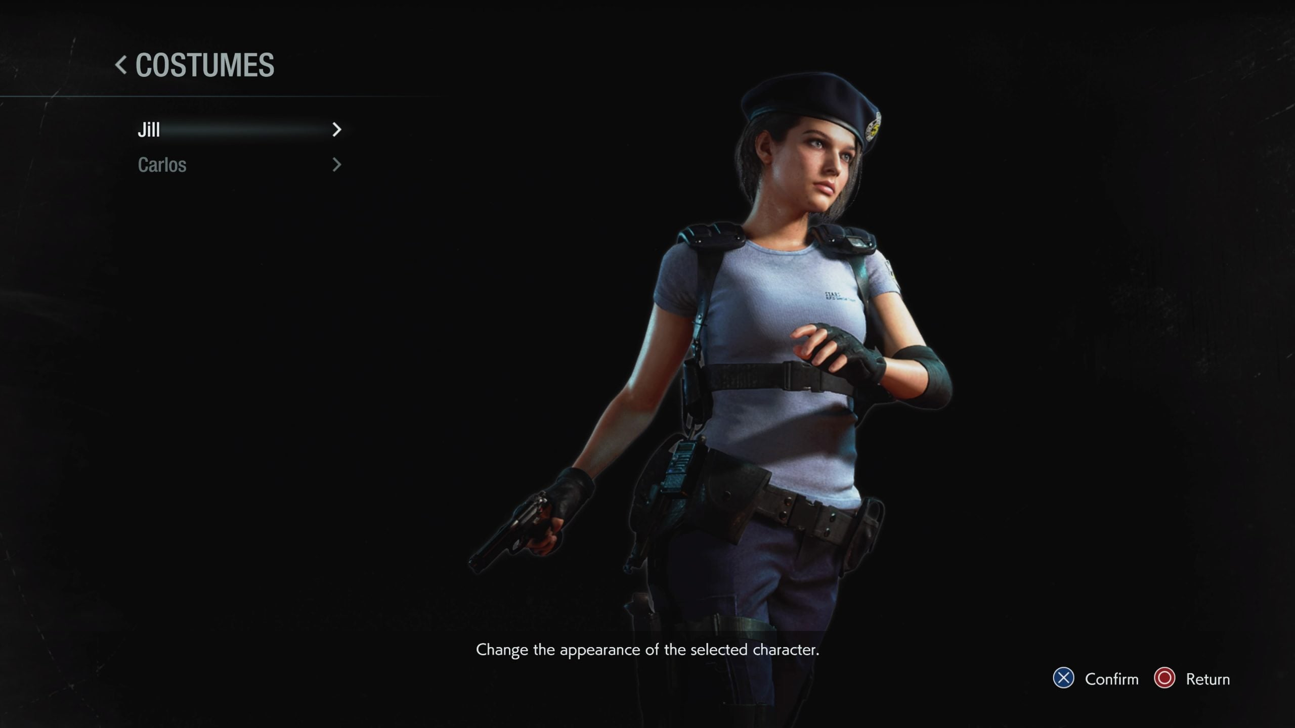 How To Unlock Jill Valentine S Classic Costume In Resident Evil 3