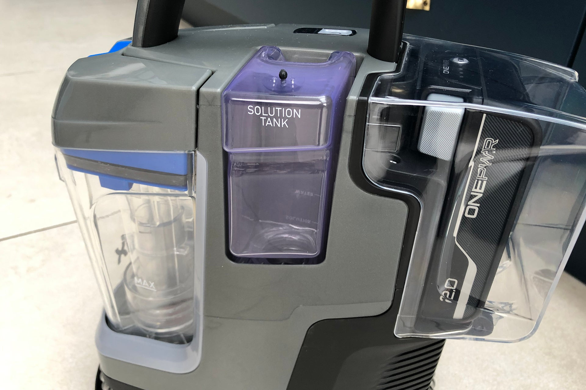 Vax ONEPWR Spotless Go cleaning detergent