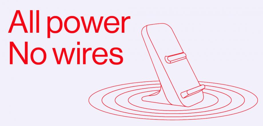 OnePlus 8 wireless charging