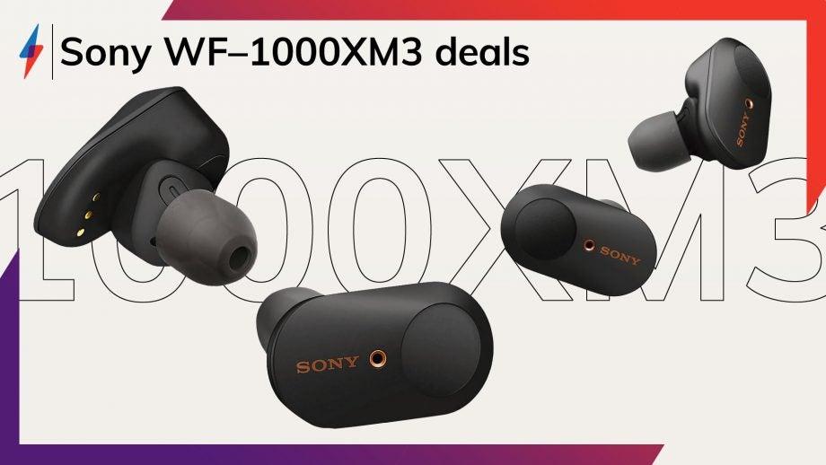 Sony WF-1000XM3 Deal
