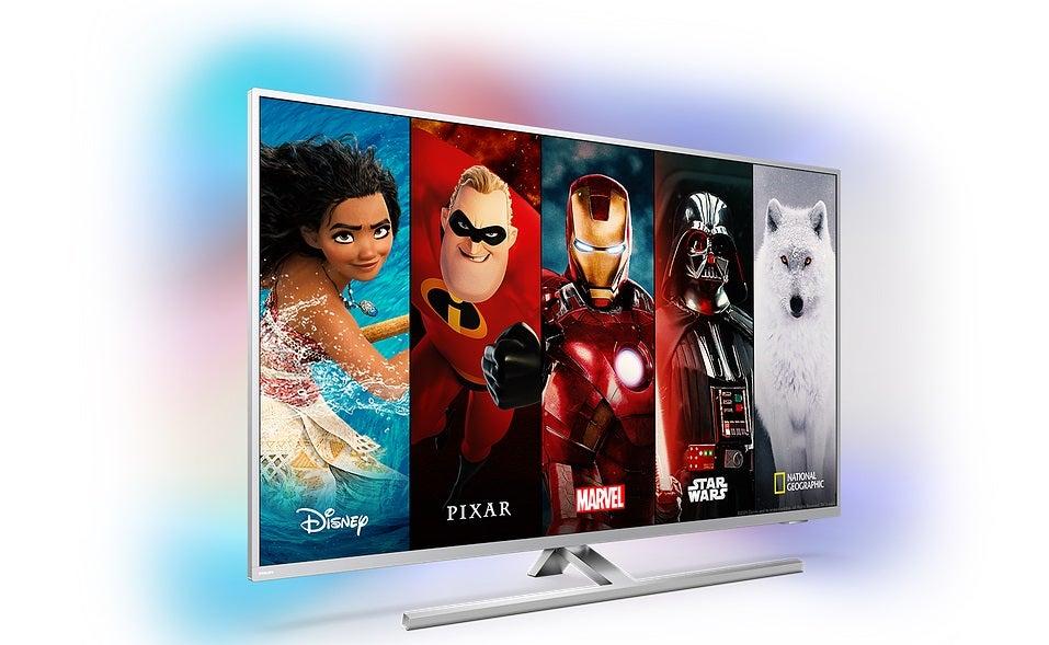 Philips Tv Disney Plus