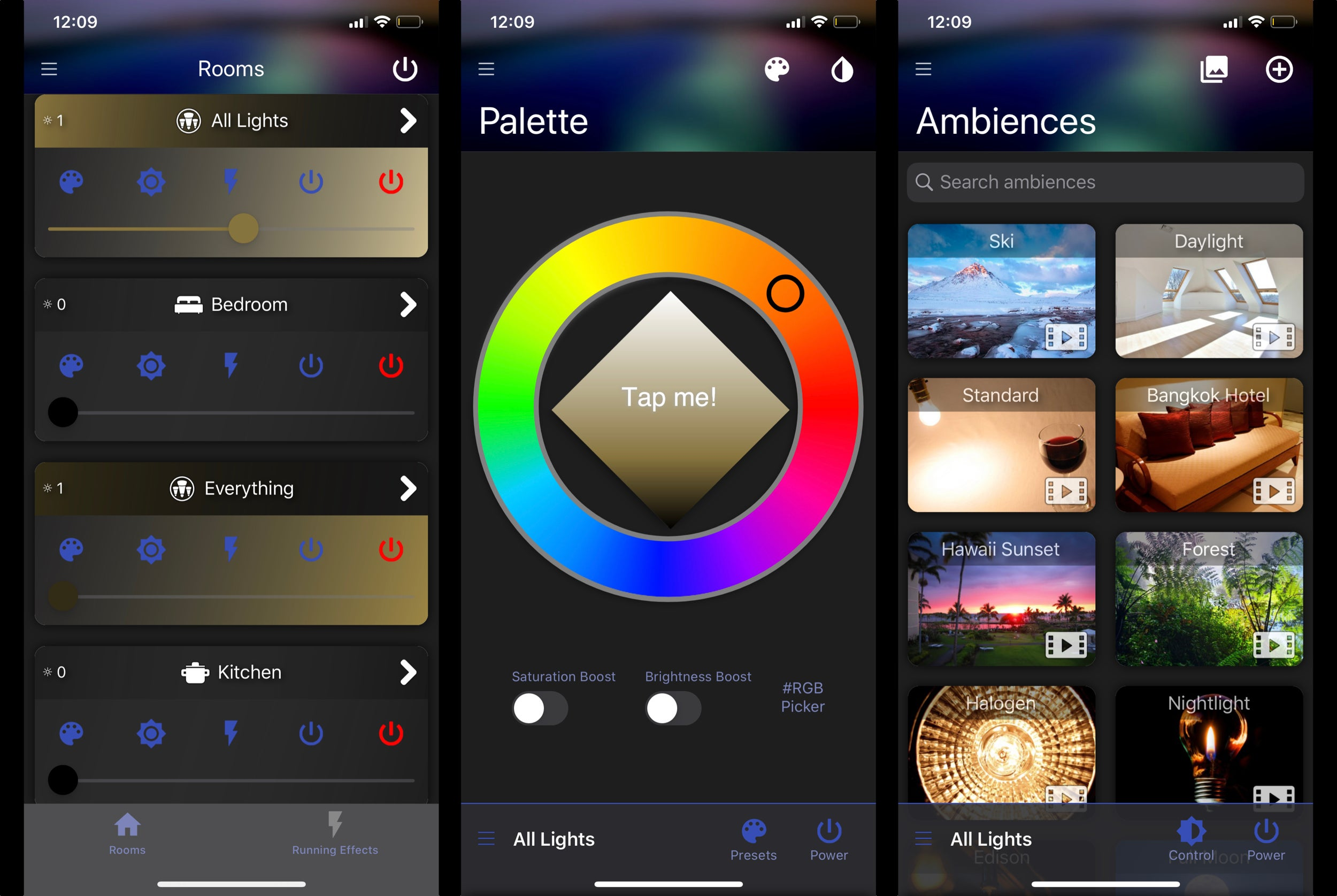 hueDynamic is one of the Philips Hue apps