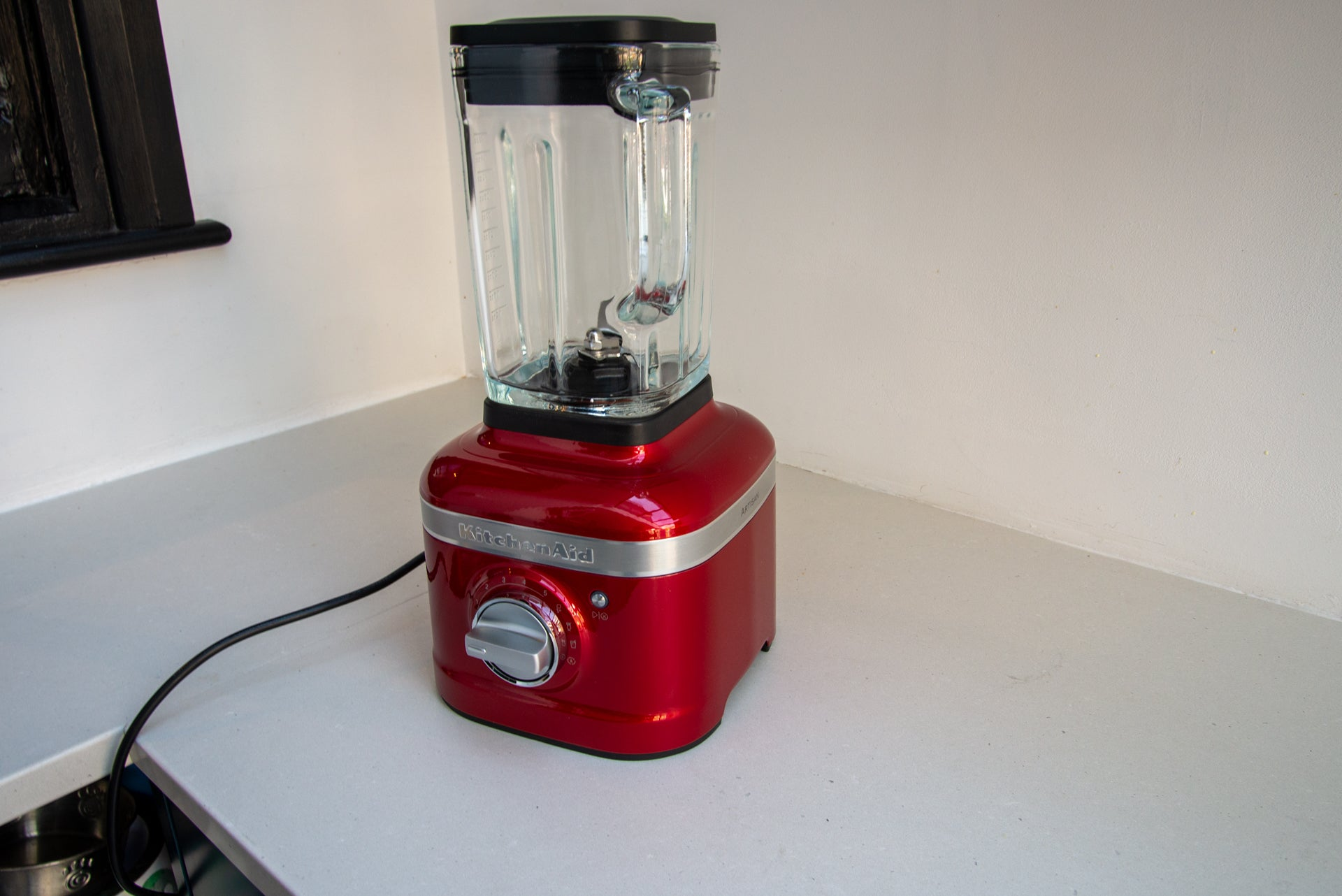 KitchenAid Artisan Blender K400 side