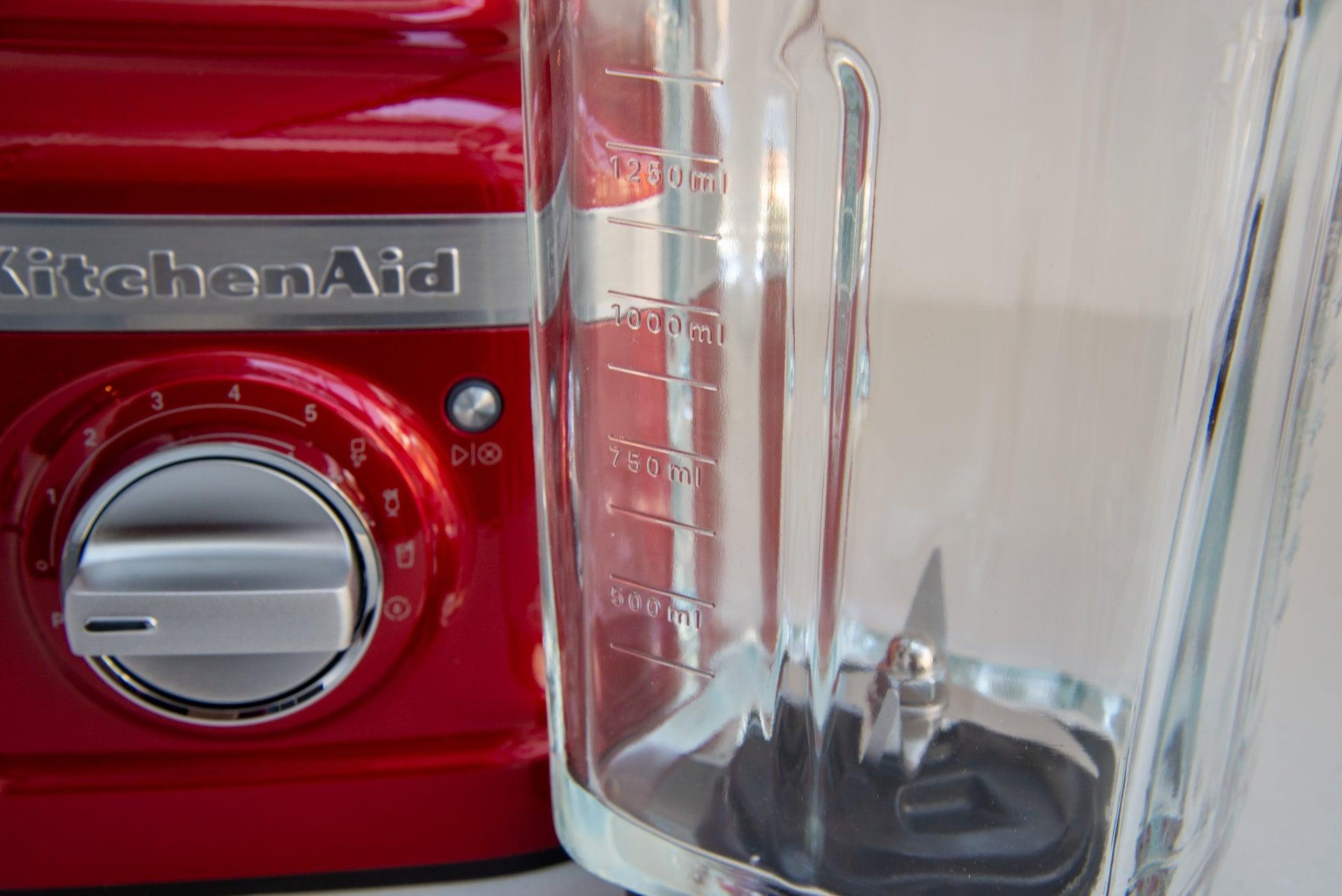 KitchenAid Artisan Blender K400 measuring marks