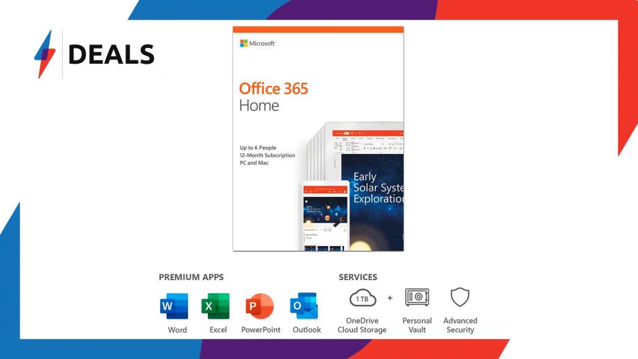 Microsoft 365 Office Deal