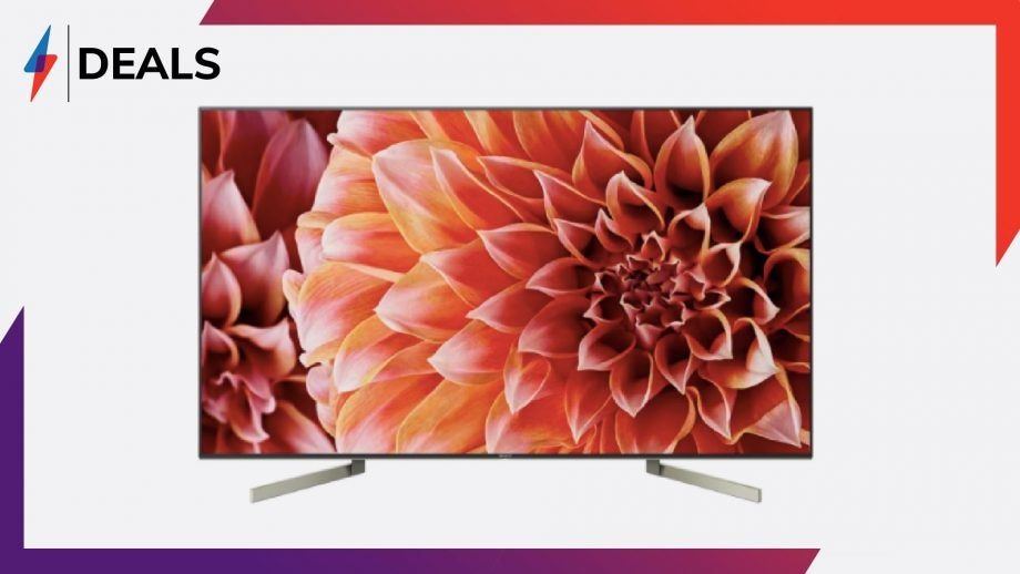 Sony Bravia KD65XF9005 TV Deal