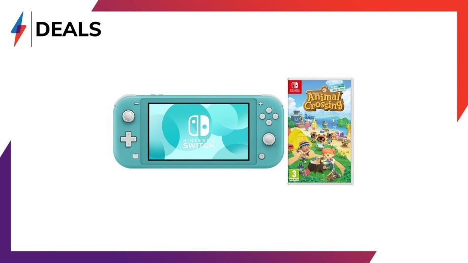 Get Animal Crossing for just £30 with this Switch Lite Bundle