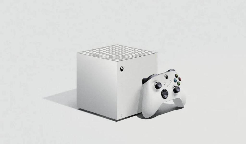 Xbox Series S: Leaked controller confirms the existence of Microsoft's smaller console