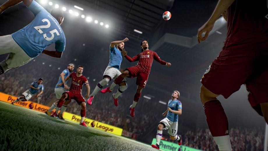 FIFA 21 vs PES 2021