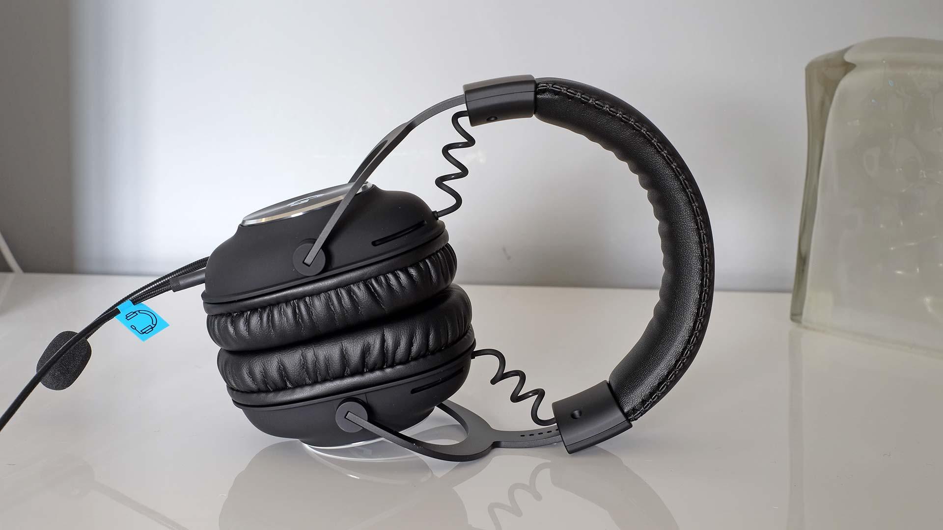 LOGITECH G PRO X 7.1 Gaming Headset