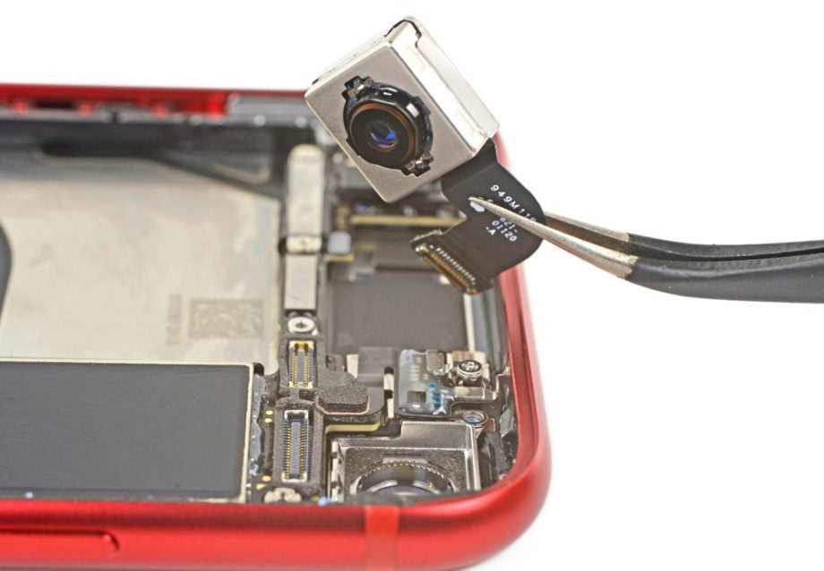 iPhone se 2 camera module