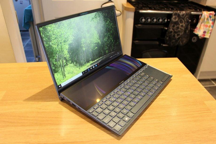 Asus ZenBook Duo UX481 07