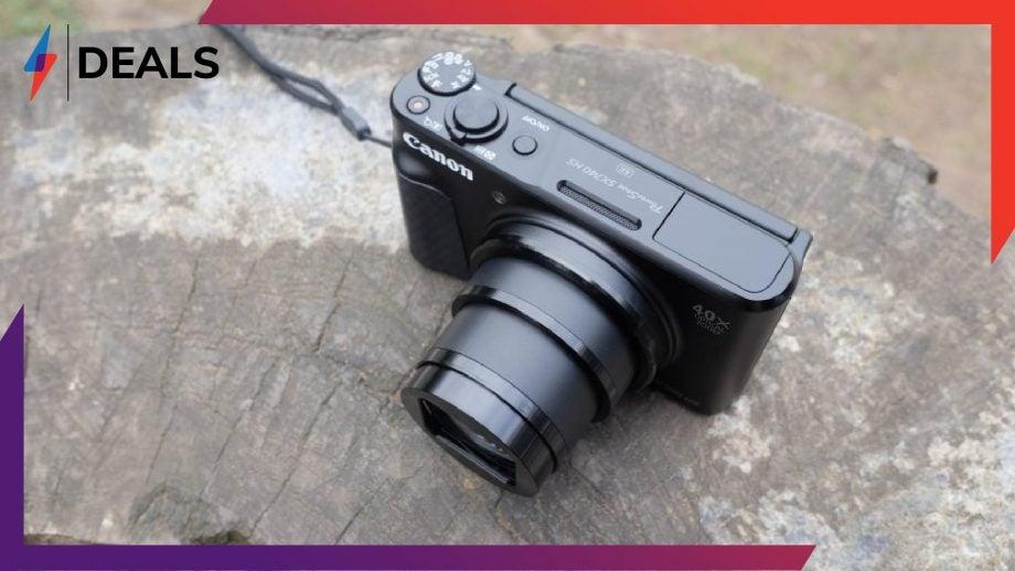 Canon Powershot SX740 HS Deal
