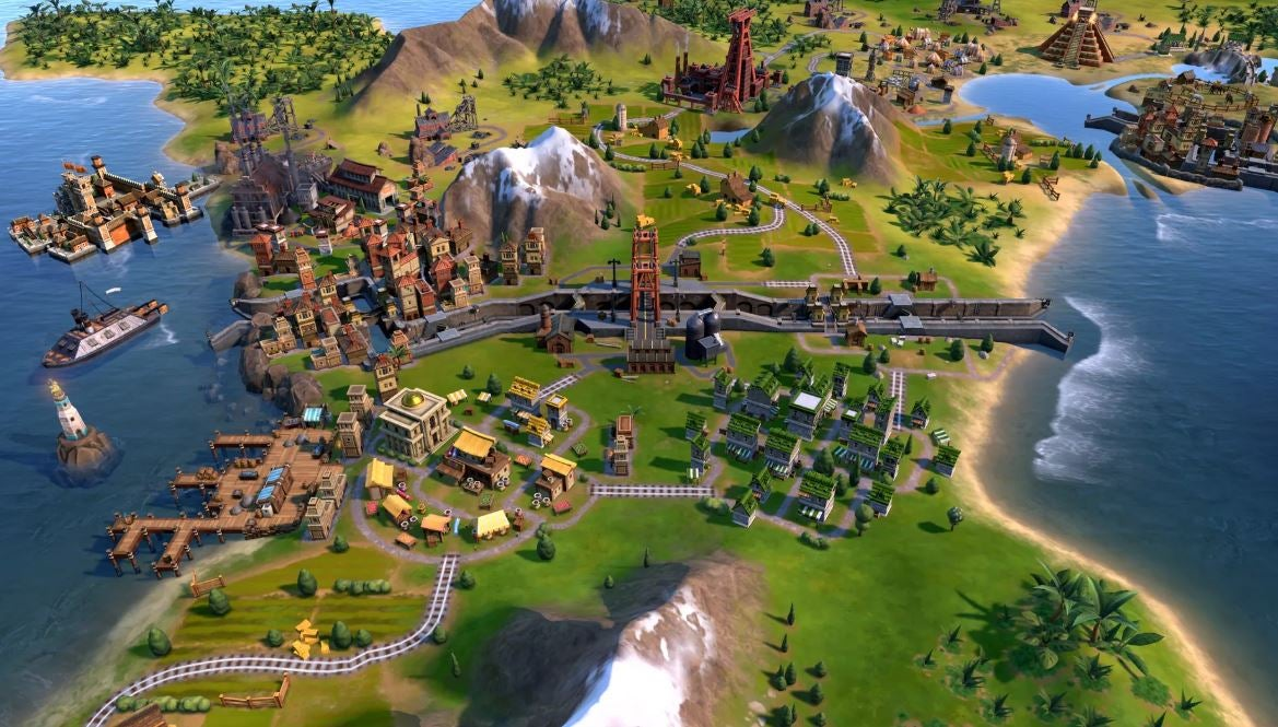 Civilization 6 New Frontier Season Pass brings 6 new DLC