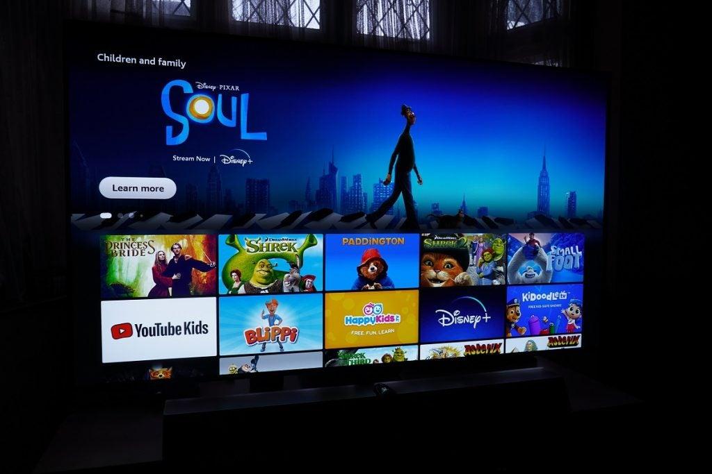 Disney Plus Amazon Fire TV Stick