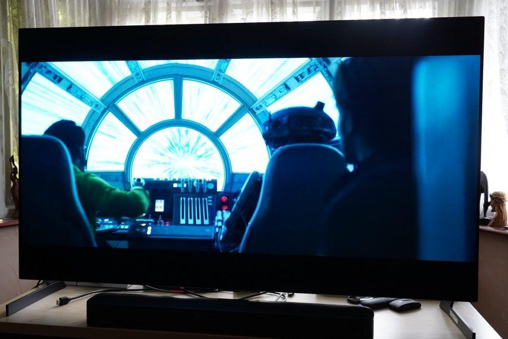 Solo A Star Wars Story on Disney Plus