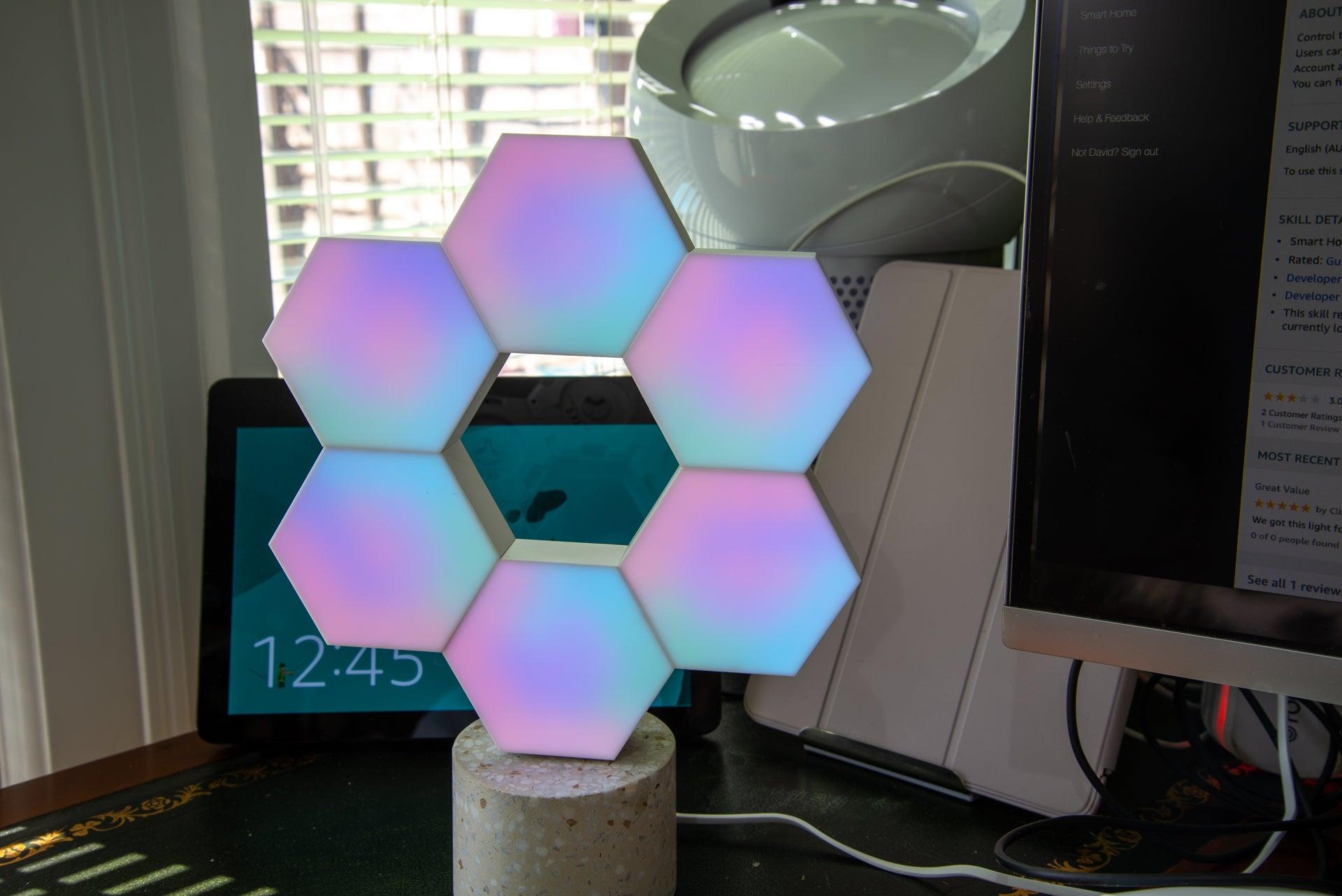 LifeSmart Cololight Pro colour pattern