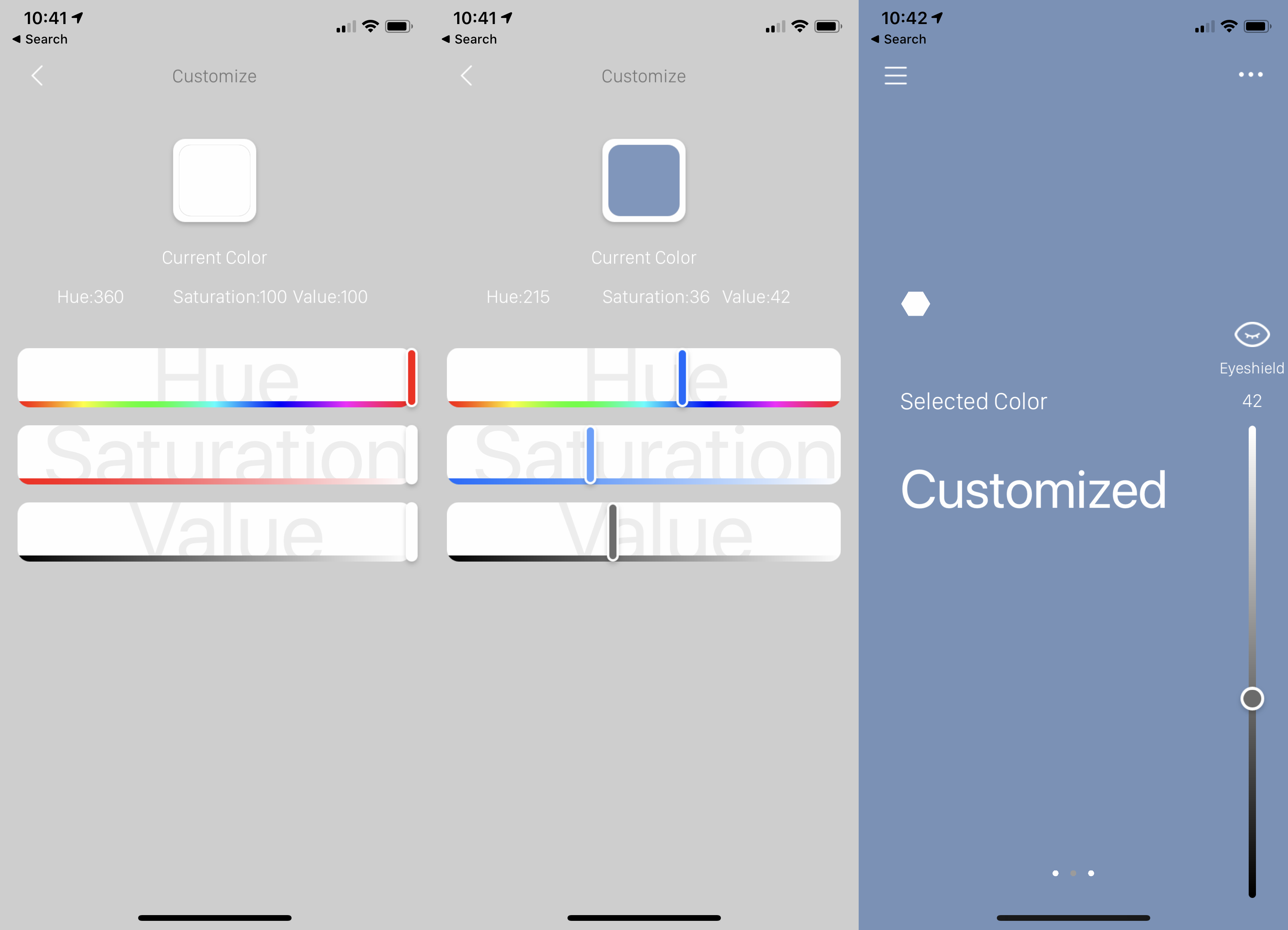 LifeSmart Cololight Pro 1 choose colour