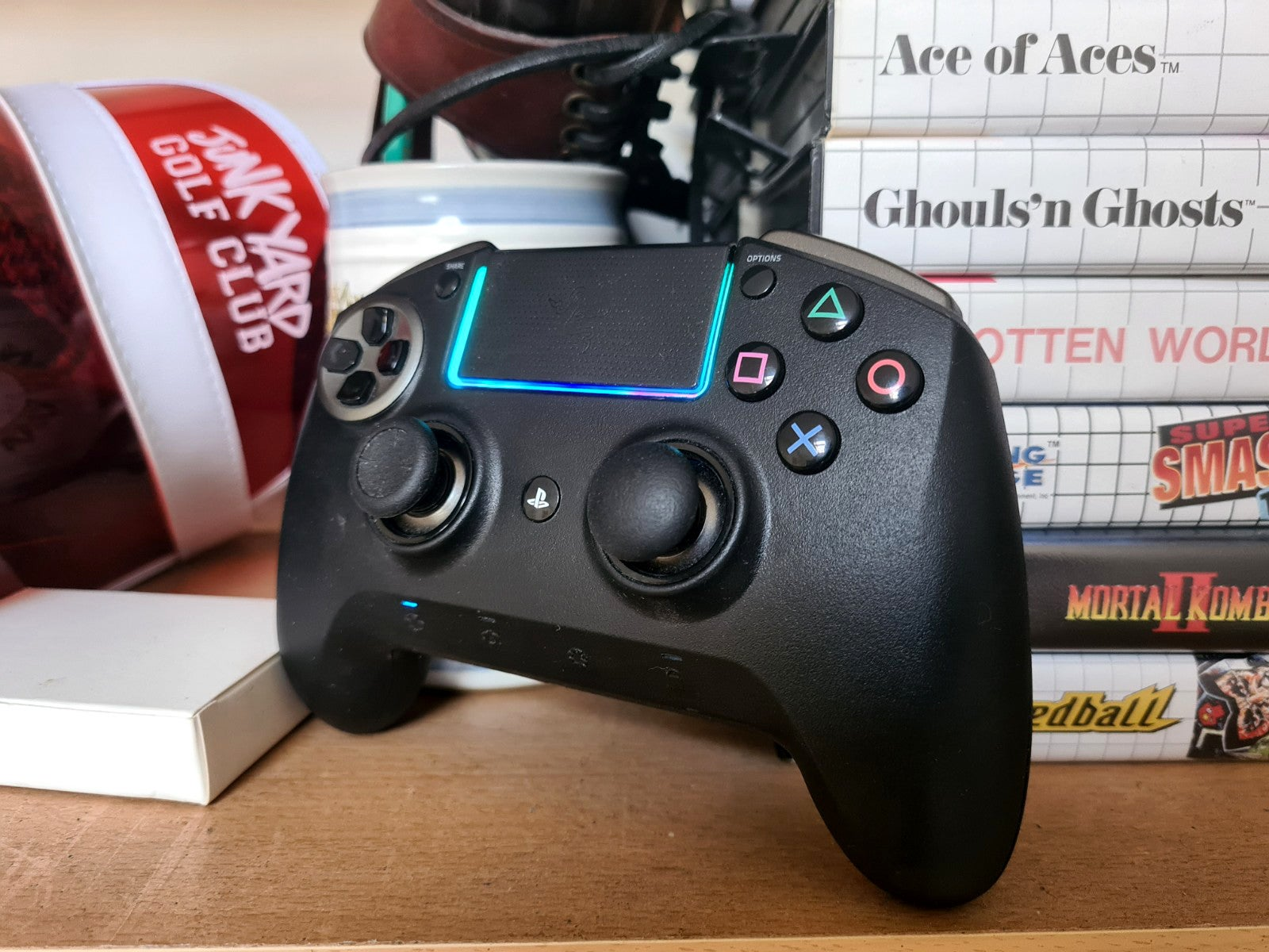 Razer Raiju Ultimate Review Trusted Reviews Designed as a premium alternative to the playstation 4's dualshock 4 controller. razer raiju ultimate review trusted