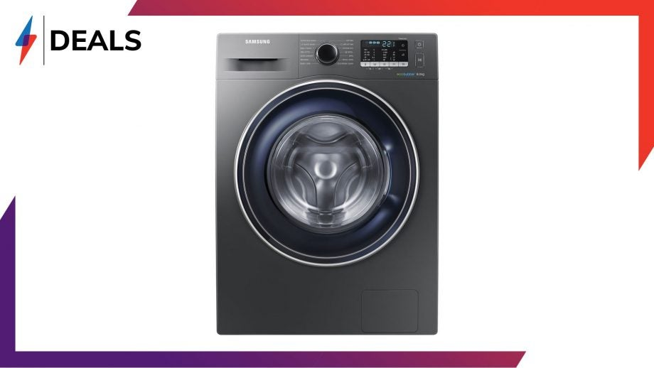 Samsung Ecobubble Washing Machine Deal