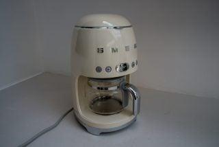 Smeg DCF02 Drip Filter Coffee Machine hero