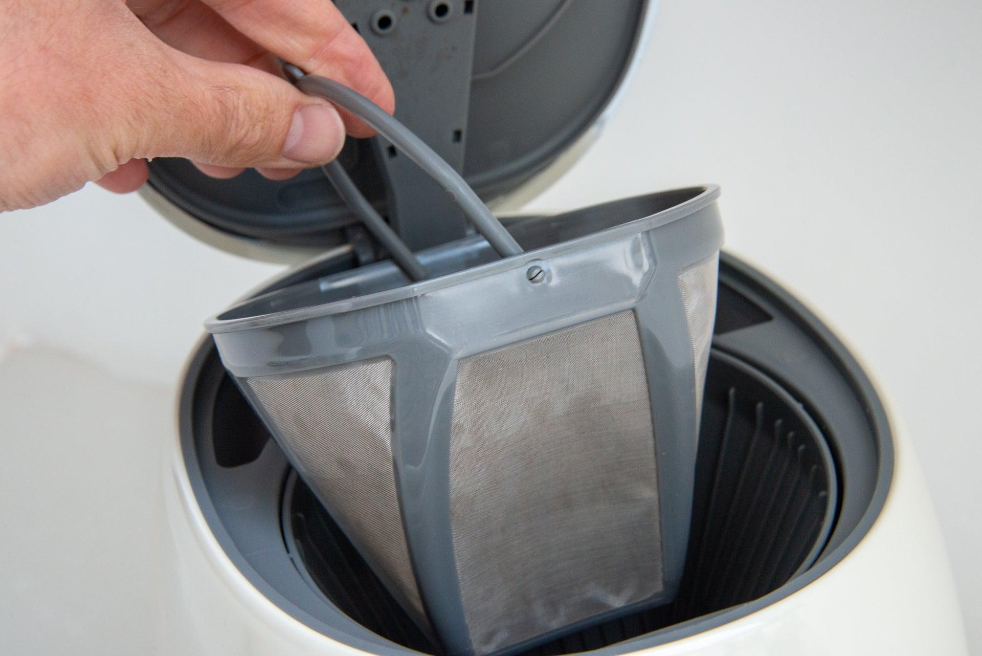 Smeg DCF02 Drip Filter Coffee Machine filter