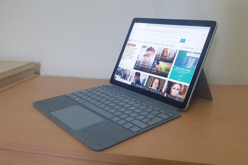 Best Student tablet for school - Surface Go 2