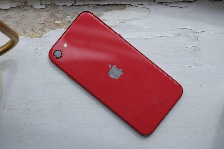 iphone SE 2 back