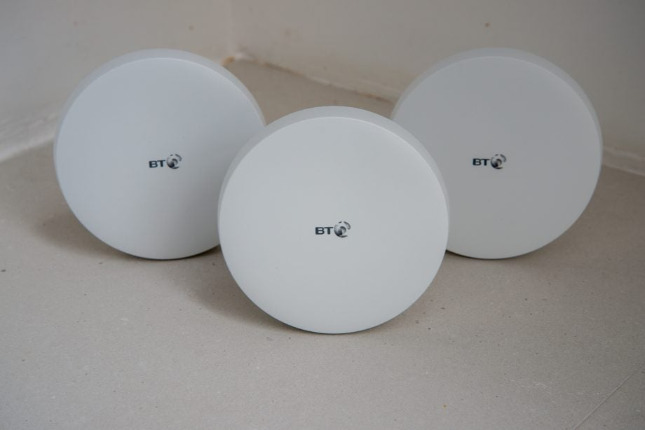 BT Mini Whole Home Wi-Fi hero