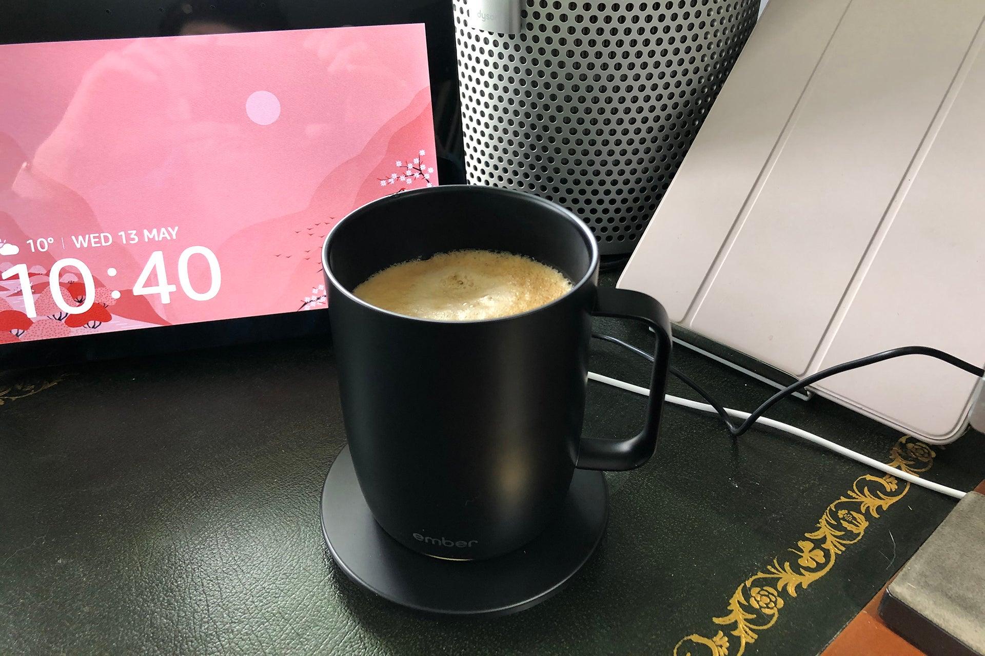 Ember Mug coffee